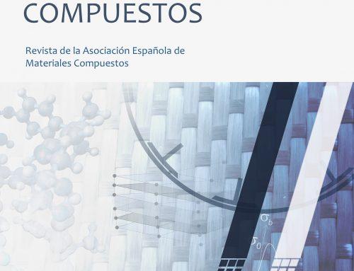 """Lanzamiento de la Revista """"MATERIALES COMPUESTOS"""""""