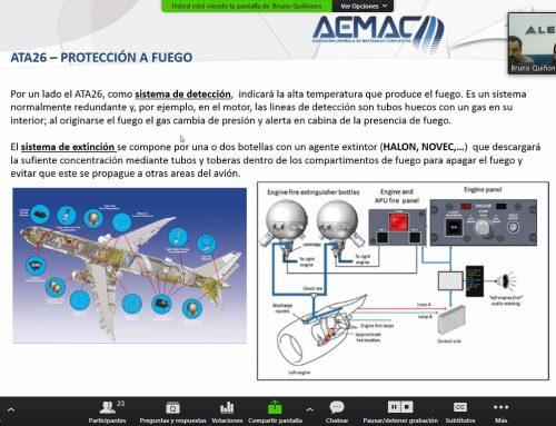 Editado el #WebinarsAEMAC de ALESTIS Aerospace