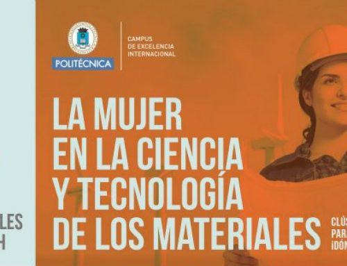 """Nuestras científicas en """"La Mujer en la Ciencia y Tecnología de Materiales"""""""