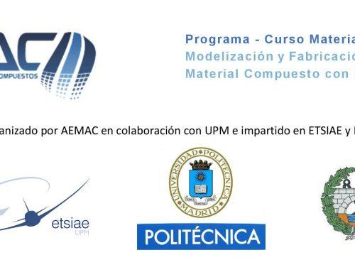 Programa del Curso de AEMAC en UPM