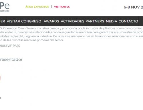 AEMAC participa en ChemPlast Expo como Supporting Partner