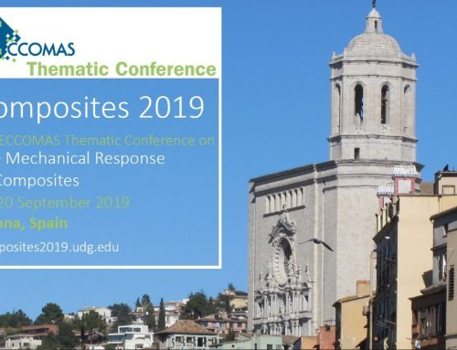 El congreso Composites 2019 se celebrará el próximo septiembre en Girona.