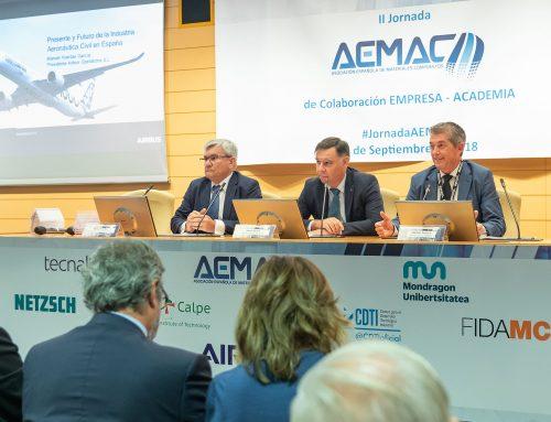 Eco de la prensa sobre el éxito de la Jornada de AEMAC en Madrid.