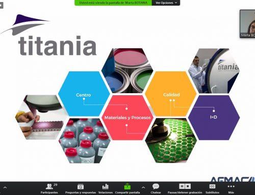 Editado el #WebinarsAEMAC de Marta Botana, TITANIA