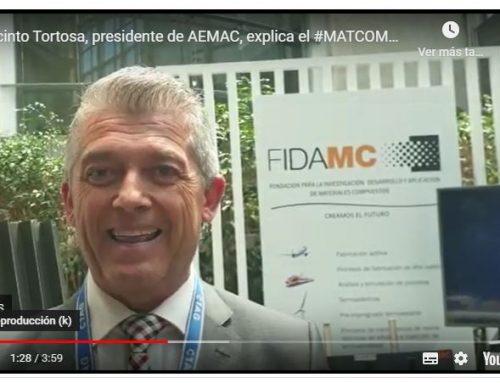 La visión del Congreso MATCOMP19, por Fly-News