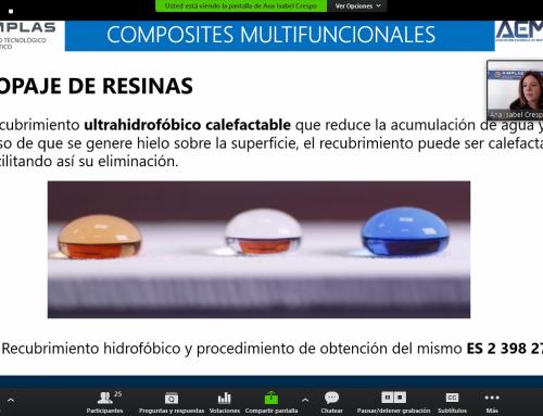 Editado el #WebinarsAEMAC de Ana Isabel Crespo, AIMPLAS