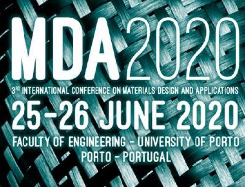 III Conferencia Diseño de Materiales y Aplicaciones (MDA 2020)