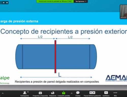 Editado el #WebinarsAEMAC de Alfonso Corz, de CALPE