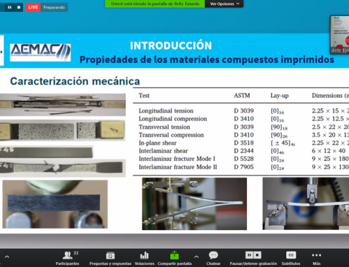 Editado el #WebinarsAEMAC de Aritz Esnaola, de Mondragon Unibertsitatea