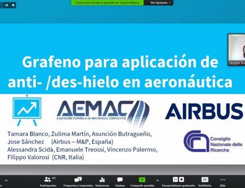 Editado el #WebinarsAEMAC de Tamara Blanco, de AIRBUS