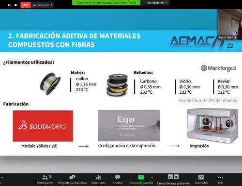 Editado el #WebinarsAEMAC de Irene García, de UCLM
