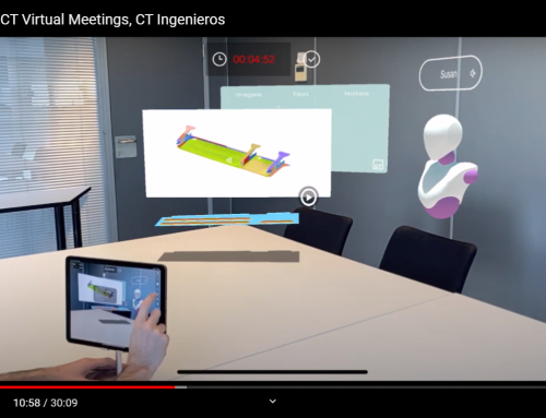 Presentación de CT Virtual Meetings, de CT Ingenieros
