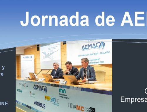 La 3ª Jornada de AEMAC se celebrará ONLINE