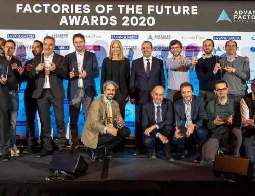 AEMAC colabora con ADVANCED FACTORIES 2021