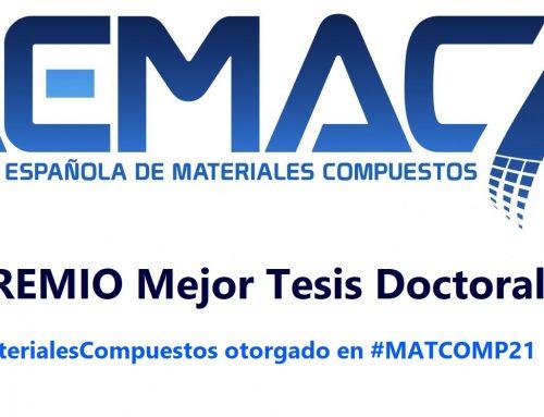 AEMAC convoca el VII Premio a la Mejor Tesis Doctoral