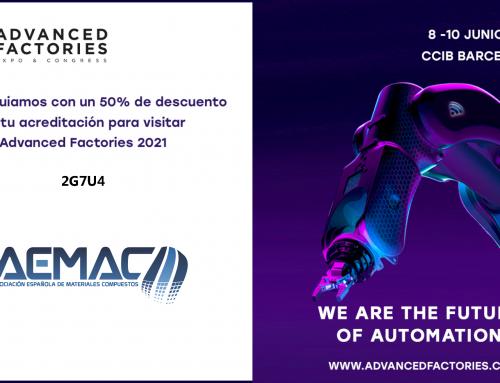 AEMAC presente en el Industry 4.0 Congress