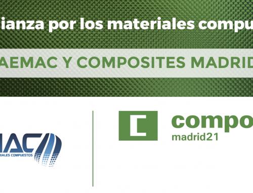 AEMAC y COMPOSITES Madrid sellan su alianza